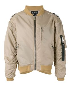 Icosae | Classic Bomber Jacket Medium Nylon/Cupro