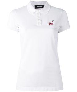 Dsquared2 | Cigarette Logo Polo Shirt Size Xs