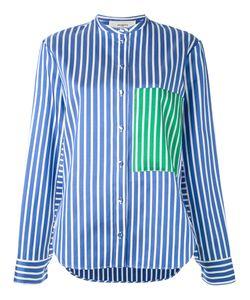 Ports 1961   Полосатая Рубашка С Фальшивыми Рукавами