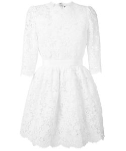 Alexander McQueen | Lace Mini Dress 38 Cotton/Viscose/Polyamide/Silk