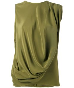 Gianluca Capannolo | Draped Tank Top