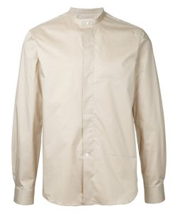 LEMAIRE | Collarless Shirt Size 50