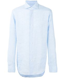 Alessandro Gherardeschi | Alessandro Gherardi Spread Collar Shirt Size 43