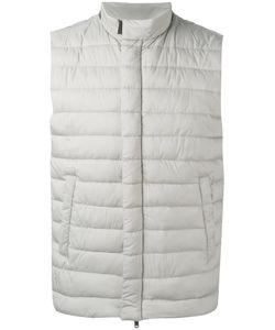 Herno | Padded Vest 48 Polyamide/Polyurethane/Polyester