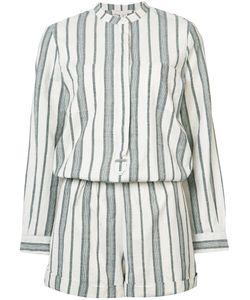 Vanessa Bruno | Woven Stripe Jumpsuit