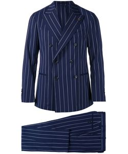 GABRIELE PASINI | Pinstripe Two Piece Suit 48