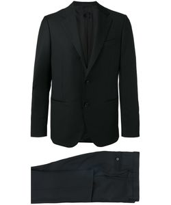 Caruso | Single-Breasted Formal Suit Size 50
