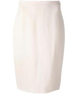 Givenchy   Classic Pencil Skirt 38 Viscose/Spandex/Elastane/Acetate/Viscose