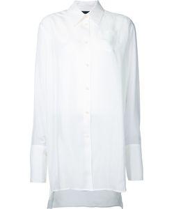 Yang Li | Wide Cuff Shirt