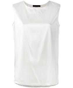 Fabiana Filippi   Sleeveless Blouse Size 44