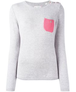 Chinti And Parker | Pocket Jumper Large Cashmere