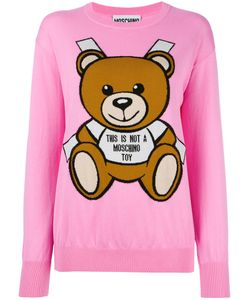 Moschino | Toy Bear Paper Cut Out Jumper Small