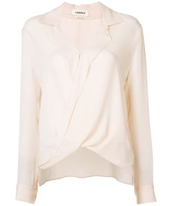 L'Agence | Рубашка С Перекрученной Деталью