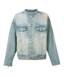 Daniel Patrick | Loose Fit Denim Jacket Size Large