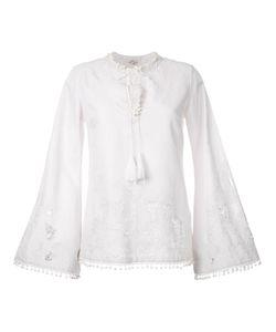 TALITHA | Fla Longsleeves Blouse Medium Cotton