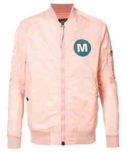 Maharishi   Куртка-Бомбер M