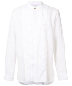 Paul Smith   Mandarin Neck Shirt Size