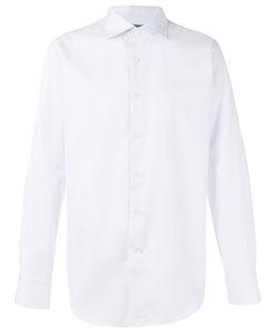 Canali | Textured Shirt Size 39