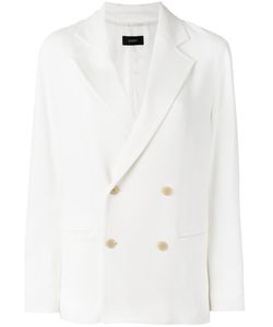 Joseph | Double Breasted Blazer 44 Viscose/Acetate/Spandex/Elastane