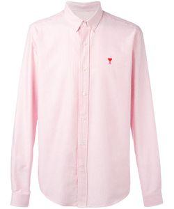 Ami Alexandre Mattiussi | Полосатая Оксфордская Рубашка
