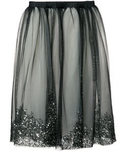 LOYD/FORD | Embellished Tulle Layer Skirt