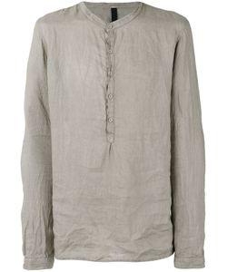 Poème Bohèmien | Poème Bohémien Mandarin Neck Shirt