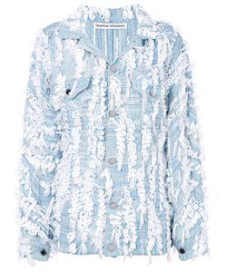 FAUSTINE STEINMETZ   Appliqué Denim Jacket Women