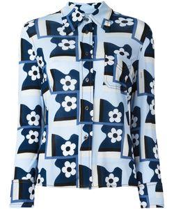 Prada   Print Shirt Size 38