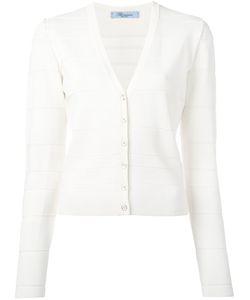 Blumarine | V-Neck Cardigan Size 44