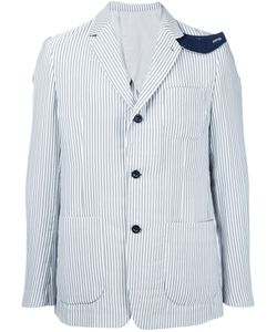 Sacai | Hickory Stripe Jacket 2