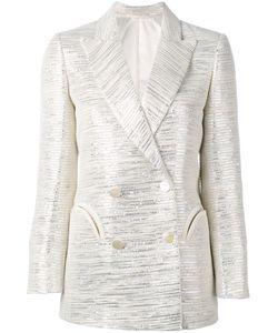 BLAZÉ MILANO | Embroidered Blazer Size Ii