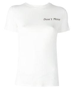 OFF-WHITE   Gun Print T-Shirt M