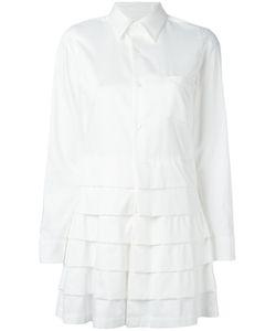 Comme Des Garcons | Comme Des Garçons Layered Long Shirt