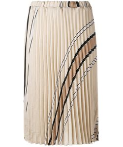 Roberto Collina | Pleated Skirt Xs