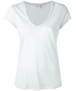 James Perse | V-Neck T-Shirt Size