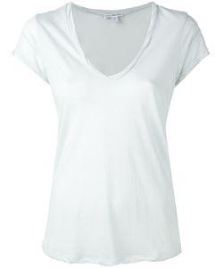 James Perse | V-Neck T-Shirt Size
