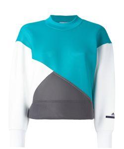 Adidas By Stella  Mccartney | Adidas By Stella Mccartney Neoprene Colour Block Sweatshirt