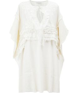 Faith Connexion | Embroidered Mid-Length Dress Size Small