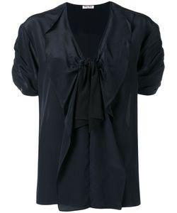 Miu Miu | Tie Neck Blouse Size 40