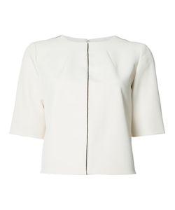 Nellie Partow | Rowan Blouse 4 Silk Crepe/Polyester/Spandex/Elastane
