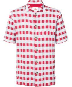 ORLEY | Classic Plaid Shirt Xl