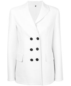 NUMEROOTTO | Double Breasted Fitted Coat Women