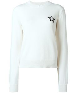 Givenchy | Star Patch Knitted Jumper Small Cashmere/Cotton/Polyester