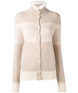 Loro Piana | Cashmere High Neck Buttoned Cardigan