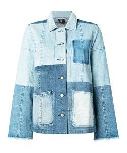Prps | Джинсовая Куртка В Лоскутной Технике