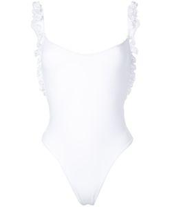 LA REVECHE | Frill Trim Bikini Women