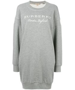 Burberry | Платье-Свитер С Логотипом