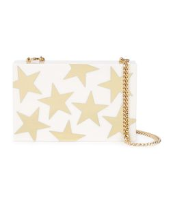 Stella Mccartney | Plexiglass Star Clutch Bag Please See Individual