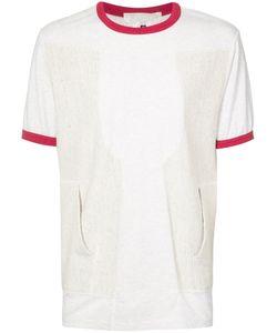 ganryu   Side Pockets T-Shirt
