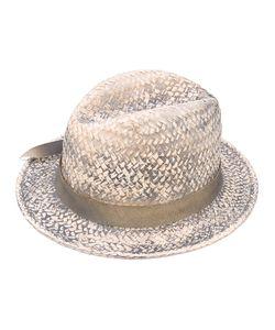 LE CHAPEAU   Плетеная Шляпа С Эффектом Поношенности
